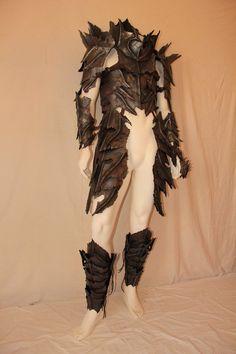 LARP costumeAmazing Leather Armor » LARP costume