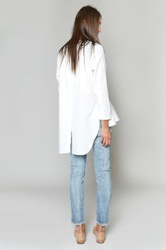 Minimal + Classic: Altewai Saome | Regret Ruffle Shirt | My Chameleon