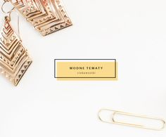 baner na blogu modny blog, trendy, design