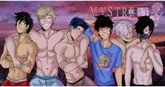 Mystreet season 2 boys __side note:  WHY ON EARTH DO THEY ALL HAVE SO  MUCH MUSCLES WHEN REALLY THAT DONT HAVE AS MUCH AS ARRON