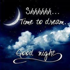 Goodnight everyone!