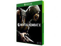 Mortal Kombat X para Xbox One - Warner