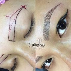 "744 curtidas, 24 comentários - Microblading-phuongphan (@microblading.phuongphan) no Instagram: ""Double TAP if you like it @phibrows.phuongphan @phibrows.phuongphan @phibrows.phuongphan Zoom in…"""