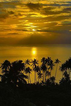 Fiji Sunset http://queeselsentidodelavida.com/