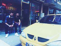 Tattoo Artist Mesut Ayvaz & Responsible for design Oğuzhan Karacan Four Square, Tattoo Artists, Bmw, Tattoos, Design, Tatuajes, Tattoo, Japanese Tattoos, Tattoo Illustration