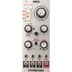 In stock now! Intellijel designs - Polaris