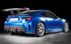 2016 Subaru BRZ STI was presented at this year's NYIAS. The new Subaru BRZ STI 2016 will be powered by turbocharged boxer engine. Subaru Brz Sti, Subaru Cars, Jdm Cars, Wrx, Wallpaper High Quality, Honda, Automobile, Colin Mcrae, Gt Turbo