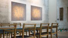 PLANUM | ARTURO ALVAREZ Lámpara de pared moderna de líneas rectas y cuadradas. #iluminación #decoración