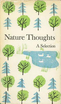 エリック・カール Eric Carle:絵 Louise Bachelder:編 / Nature Thoughts A Selection