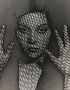 ☆ The Veil :-1930-: Photography By :→:  Man Ray ☆