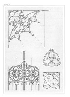 Gothic Window Example Designs