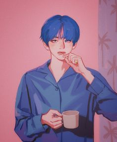 New Anime Aesthetic Wallpaper Yaoi Ideas- The Effective Pictures We Offer You Ab. New Anime Aesthetic Wallpaper Yaoi Ideas- The Effective Pictures We Offer You About aesthetic wallpaper backgrounds A qu. Fanart Bts, Taehyung Fanart, Bts Taehyung, Bts Anime, Anime Guys, Aesthetic Art, Aesthetic Anime, Aesthetic Clothes, Arte Bob Marley