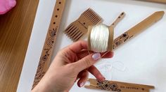From a loom fan>>>>Here is what the gorgeous Prima fiber Arts kit aspen blush kit looks like when you get it and my first thoughts-I am super addicted now and have made a few w...