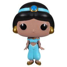 Figurine Jasmine (Aladdin) - Figurine Funko Pop http://figurinepop.com/princesse-jasmine-aladdin-funko