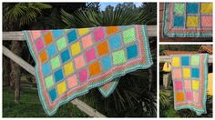life in progress: candy blanket Shawl, Candy, Blanket, Life, In Living Color, Sweet, Toffee, Blankets, Sweets