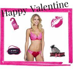 Happy Valentine bei Hunkemöller