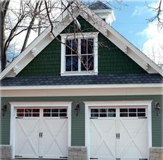 1000 images about garage doors on pinterest carriage for Cape cod garage doors