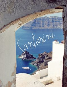 The Week in Pictures: Santorini!