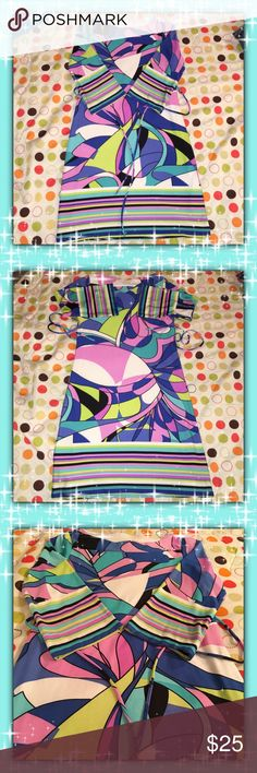 Sequin Hearts Dress  Worn Once. Excellent Condition!! This is absolutely such a CUTE dress!! Sequin Hearts Dresses Casual