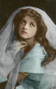 Gladys Cooper, Stage Actress (1888-1971)