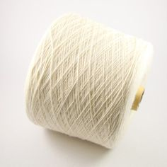 Franklin Natural Cones - dyeable sock yarn 5400 yards - 5400 yards?! wow.. I need this.