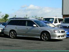 Subaru Legacy GTB wagon (1999)