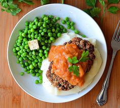 Meatless Salisbury Steak | A Cup of Jo