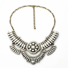 Loving this super stylish Urban Sweetheart necklace