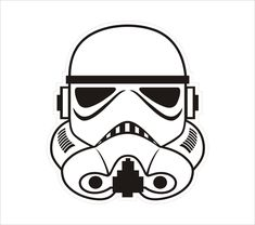 storm trooper printable | Stormtrooper Helmet Graphic by markalbiar on deviantART