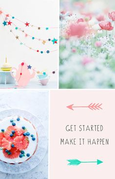 Monday moodboard #16: get started