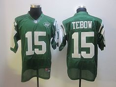 Toddler New York Jets Tim Tebow Nike Green Game Jersey
