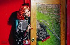 Anmari Botha - Vogue Italia - It's All About Attitude