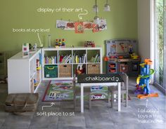 Mama Mandolin: anatomy of a {toddler} play space: a tour of where the dudes play
