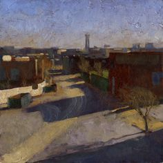 american street  Jon Redmond