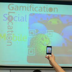 Scan #QR and loot juloot interactive SoLoMo #gamification #SocialMedia #LocationBasedMarketing #MobileMarketing