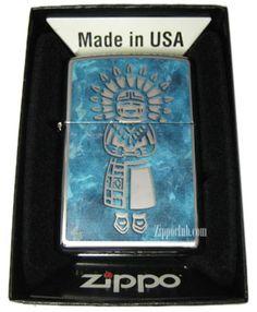 Indian Zippo