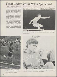 1973 Taylor High School Yearbook via Classmates.com