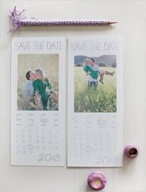 Creative Wedding Save The Dates