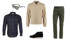 Daily Inspiration: READY FOR A CASUAL DATE! #WoodWood #Persol #Lee #YourTurn #eyefitu #menswear