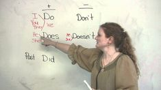 Basic English Grammar - Do, Does, Did, Don't, Doesn't, Didn't https://www.youtube.com/watch?v=LOw5h0_oUEM