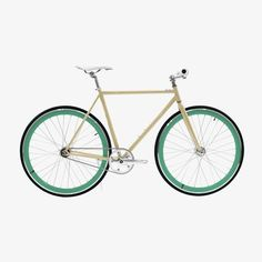 Bel-Aire Fixie Bike by State Bicycle Co. | MONOQI