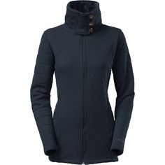 The North Face Caroluna Fleece Jacket - Women's Urban Navy, M