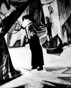 """The Cabinet of Dr Caligari.One of the best movies, it introduced a """"twist"""" ending to movies. one of the first horror movies. first art film to be meant for a general audience."""