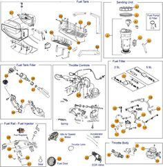 2005 jeep grand cherokee parts diagram delco remy cs130 alternator wiring 12 best wk diagrams images morris 4x4 center fuel system 05 16