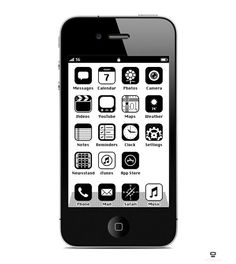 Designer Anton Repponen created an iPhone interface, which he calls iOS '86.
