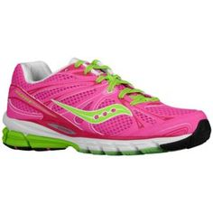 Saucony Progrid Guide 6 - Women's - Running - Shoes - Vizipro/Pink/Green