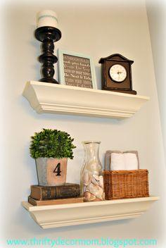 44 Best Shelf Decorating Ideas Images On Pinterest In 2018 Shelves