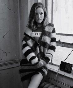 "Natalie Portman w ""T Magazine"""