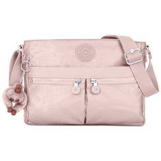 dc29d7e6a Kipling Angie Print Crossbody ($89) ❤ liked on Polyvore featuring bags,  handbags,. Bolsas De ViagemBolsa ...