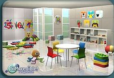 ::: SIMcredible! Designs 2 ::: TOP quality Furniture for your sims